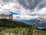 Mt. Burgess und Emerald Lake