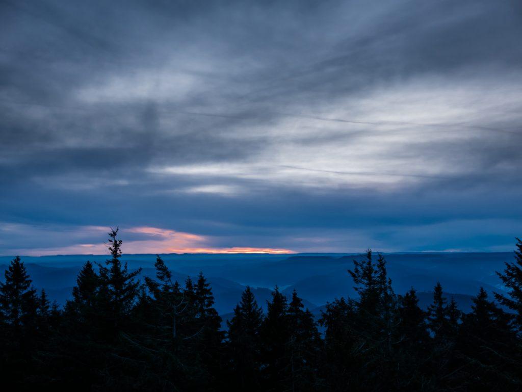 Sonnenaufgang Brandenkopf